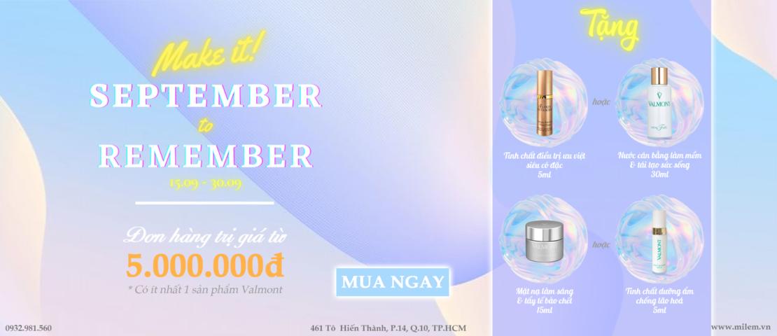 MILEM | September to Remember