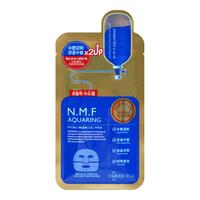 MEDIHEAL N.M.F Aquaring Hydro Nude Gel Mask - Mặt nạ cấp ẩm và se khít lỗ chân lông