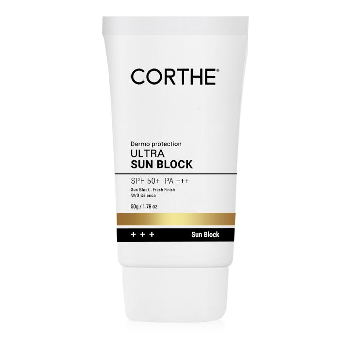 CORTHE Dermo Protection Ultra Sun Block SPF50+/PA+++ - Kem chống ...